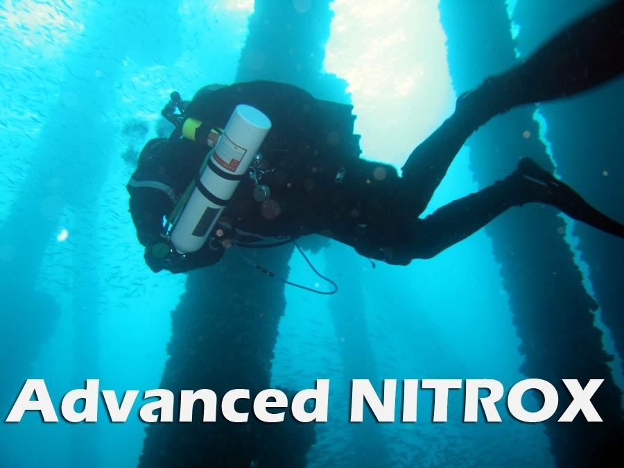 TDI Advanced Nitrox Course