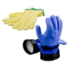 DUI ZipGloves (Heavy Duty - Blue)