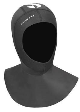 EVERFLEX BIBBED HOOD 3MM
