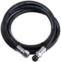 "Low Pressure Regulator Hose  1/2""  7"""