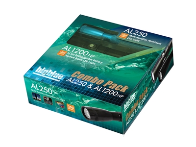 Big Blue Combo Pack: AL250 & AL1200NP