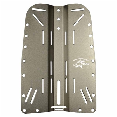 HOG Stainless Steel Backplate