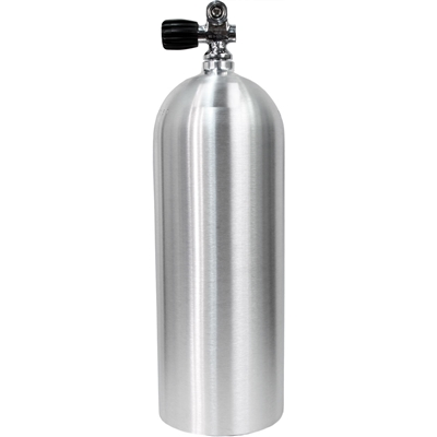 Luxfer 50 Cubic Foot Aluminum Tank
