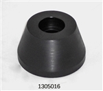 Tanco Bottom Nylon Cone 1305016. This Bottom Cone is used on the Tanco Tower and Motor Assembly.