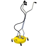 "BE Pressure 18"" Whirl-A-Way Flat Service Cleaner 1800WAW"