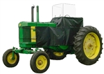 The Femco John Deere Tractor Weather Brake is a top-quality custom designed enclosure for the John Deere Tractor models #2510, 2520, 3010, 3020, 4000, 4010, 4020 and 4320 (will not fit the 2003 compact model #4010).