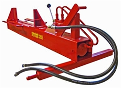 "SplitFire Log Splitter 3203 3 pt. 36"" with Two Way Splitter"