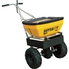 The Meyer Hotshot 70HD Walk Behind Spreader part #38180 is perfect for salt control in the winter and ground maintenance during the spring, summer and fall. The spreader is built to handle extreme conditions of year-round use.