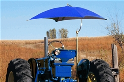"Snowco Femco TU-56 Deluxe 54"" Tractor Umbrella Canvas Replacement Cover ONLY - Blue."