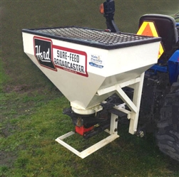 Herd Kasco Model 5.5 3-Point Wet Sand Spreader 550 lb. Capacity