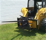 Worksaver SSO-908 Hydraulic RW Spin Off for Skid Steer 831030.