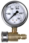"BE Pressure 2.5"" Pressure Gauge Kit 85.305.001"