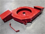 Agrex Double Banding Kit CON8000. This Double Banding Kit is used on the Agrex XA and XL series spreaders.