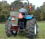 Herd Kasco I-92 Sure-Feed Electric Broadcast Seeder/Spreader