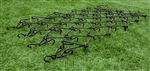 "Single Tine Chain Harrow 4 ft wide x 7 ft 6"" long"