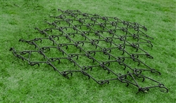 Quality Single Tine Chain Harrow 6ft x 5 ft 6""