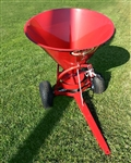 Agrex Pull-type Broadcast Spreader Model SP150