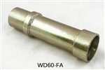 Tanco Dispenser Film Adaptor WD60-FA. This Dispenser Film Adaptor is used on the Tanco Tower and Motor Assembly.