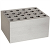 Block, 24 x 1.5ml centrifuge tubes (conical)
