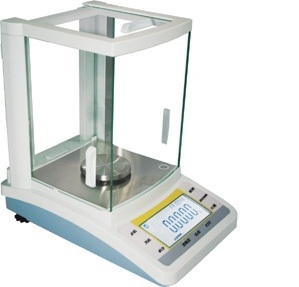 BA-B Series Electronic Analytical Balance (External Cal) 0-50g