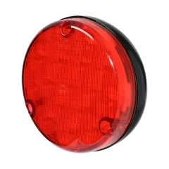 LED Stop/Rear Position Lamp - Black Base