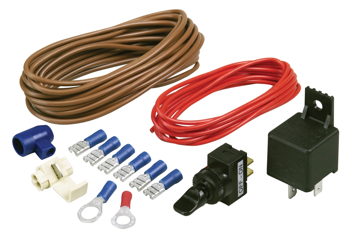 Universal Auxiliary Wiring Harness Kit on
