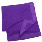 Baby Blanket Royal Purple