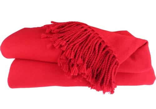 Red Throws For Sofas Red Sofa Throw 100 Cotton 2 Seater