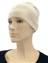 Cashmere Hat Natural