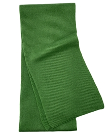 Deep Green Men's Cashmere Scarf