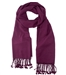 Boysenberry Pashmina Shawl