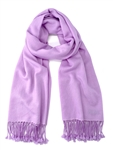 Light Lavender Pashmina Shawl