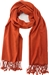 Fire Brick Pashmina Wrap