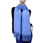 Blue Ring Pashmina