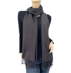 Charcoal Ring Pashmina