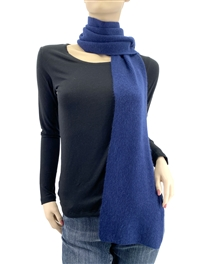 Burgundy Cashmere Midnight Blue