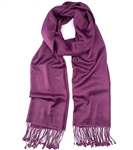 Pashmina Wrap Boysenberry
