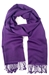 Pashmina Wrap Purple