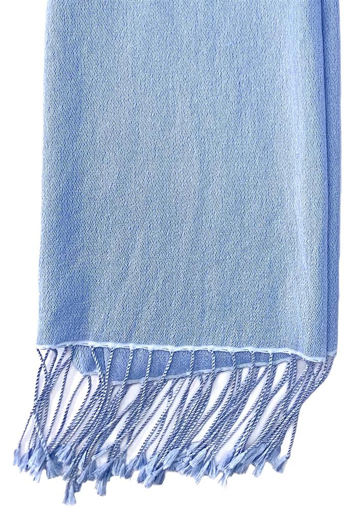 Light Blue Shawls