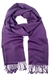 Pashmina Dark Purple
