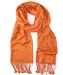 Pashmina Wrap Orange