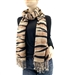 Tiger Animal Print Pashmina