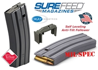 OKAY Surefeed 30 round AR-15 Magazine 5.56/.223/300 Blackout