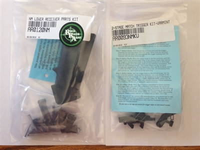 Rock River Arms National Match Varmint Trigger Lower Parts Kit