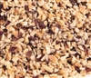 ORGANIC SMALL DICED ROASTED ALMONDS -25 LBS.