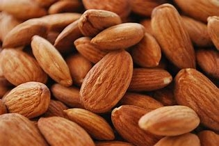 Organic Whole Natural Almonds