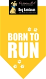 born to run bandana