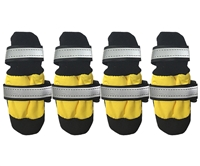 Reflective Socks Yellow