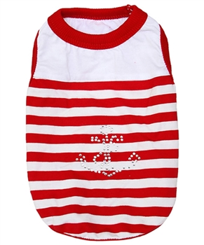 anchor tank red