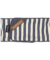 Denim Striped Male Wrap
